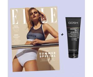 Časopis Elle 6/2018  + GOSH šampon s kokosovým olejem (230 ml)