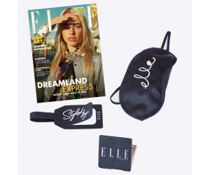 Časopis Elle 8/2018  + Travel set (mix 2 kusů)