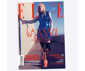 Aktuální vydání Elle 11/2018 (poštovné zdarma)