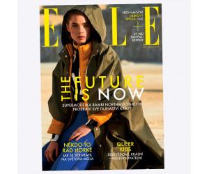 Aktuální vydání Elle 12/2018 (poštovné zdarma)