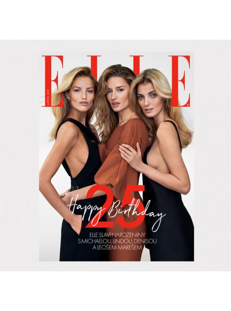 Aktuální vydání Elle 5/2019 (poštovné zdarma)