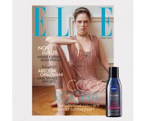 Aktuální vydání Elle 6/2019 + Nivea Micellair expert (200 ml)