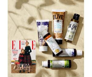 Aktuální vydání Elle 10/2019 + přírodní kosmetika Korres (1 ks) (pouze pro ČR)