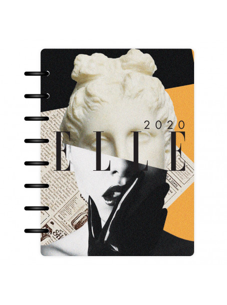 Roční předplatné Elle + Diář ELLE OD MOMENTEECZECH