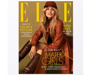 Aktuální vydání Elle 12/2019 (pouze pro ČR)