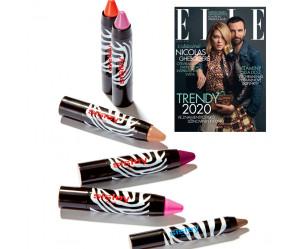 Aktuální vydání Elle 3/2020 + oční stíny nebo rtěnka v tužce od sisley Paris (pouze pro ČR)