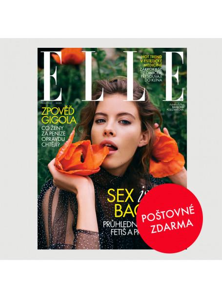 Aktuální vydání Elle 7/2020 - POŠTOVNÉ ZDARMA (pouze pro ČR)