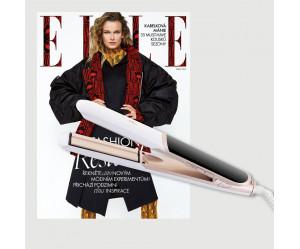 Roční předplatné ELLE + žehlička na vlasy ETA FENITÉ